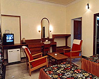 Deluxe Room-Cama Rajputana Club Resort, Mount Abu