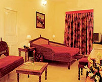 Guest Room-Hotel Samrat International, Mount Abu